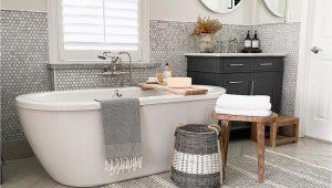 Dash and Albert Bathroom Rugs Malta Grey Woven Wool Rug Dash & Albert In 2020