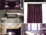 Deep Purple Bathroom Rugs Color Guide Purple Bathroom Ideas and Designs