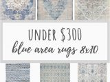 Discount area Rugs 8 X 10 Blue area Rugs 8×10 for Under $300 Hello Central Avenue