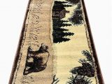 Does Big Lots Have area Rugs Carpet Cabin Style Runner area Rug Big Black Bear Rugs
