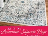 Does Lowes Sell area Rugs Big Savings On Safavieh Rugs now Thru May 8 at Lowe S Save