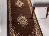 Does Roomba Go Over area Rugs Unique Loom Reza 2 8 Feet 2 X 8 Runner Mashad Brown area Rug