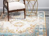 Does Ross Have area Rugs Unique Loom Rosso Collection Vintage Traditional Distressed Beige area Rug 2 0 X 3 0