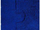 Dolce Home Luxury Chenille Bath Rug Gaveno Cavailia Super Absorbent Loop Bath Set Chenille Royal Blue