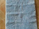 "Drylon Microfiber Bath Rug Interdesign Microfiber Blue Bathroom Accent Rug Bath Mat Bathroom Rug 34"" X 21"""