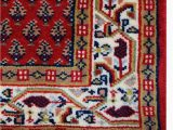 Essary Blue area Rug Rugsotic Carpets Hand Knotted Lichi Izmir Wool 23×810 Runner Rug oriental Red I00102