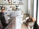 Extension Cord Under area Rug Living Room Refresh and A Lighting Hack Chris Loves Julia