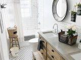 Farmhouse Style Bath Rugs the Best Farmhouse Bathroom Decor Farmhouse Bathroom Decor