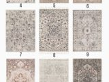 Farmhouse Style Large area Rugs Affordable Farmhouse Style Rugs Micheala Diane Designs