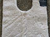 Fieldcrest Bath Rug Sets Fieldcrest Spa Collection Contour Bath Rug Beige 20 X 24
