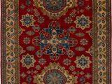 Fleur De Lis Rugs Bed Bath and Beyond Gazni Red Wool Rug Hand Knotted Afghan Rug 24 X 94