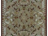 Fleur De Lis Rugs Bed Bath and Beyond Modoc oriental Handmade Tufted Wool Gray Teal area Rug