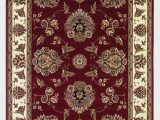 Fleur De Lis Rugs Bed Bath and Beyond Stian Red Ivory Rug