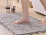 Floor Dimensions Bathroom Rugs Kooyb Waterproof Mat Non Slip Bath Mat Floor Mat Bathroom