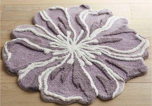 Flower Shaped Bath Rug Flower Shaped 3 Round Bath Rug Pier1 Imports