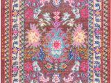 Fontanne Pink White area Rug 5×7 Pink & Teal Hallway Runners You Ll Love In 2020