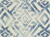 Frederick Hand Hooked Wool Blush area Rug Frederick Geometric Hand Hooked Tufted Wool Blue area Rug