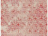 Frederick Hand Hooked Wool Blush area Rug Frederick Geometric Hand Hooked Wool Red Beige area Rug