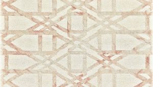 Frederick Hand Hooked Wool Blush area Rug Frederick Hand Hooked Wool Blush area Rug