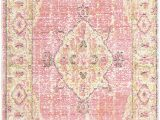 French Connection Home Bath Rug French Connection Kenora Accent Rug 27×46 Pink Amazon Co