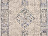 French Connection Home Bath Rug French Connection Kilm Rug 27×46 Grey Blue