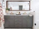 Gold Color Bathroom Rugs Evergreen House Master Bathroom Reveal Juniper Home