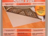 Gorilla Grip Non Slip area Rug Pad Grip It Cushioned Non Slip Rug Pad for Rugs On Hard Surface Floors 2 by 8 Feet