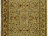 Green and Gold area Rugs Safavieh Classic Cl324a Light Green and Gold area Rug