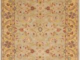 Green and Gold area Rugs Safavieh Heritage Hg924a Green Gold area Rug