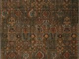 Green and Gold area Rugs Timeless Green Gold Rug 4 Size Options