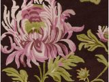 Green and Pink area Rugs Pink and Green Floral Hand Tufted Wool Rugs for Sale