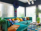 Green Couch Blue Rug 23 Colorful sofas to Break the Monotony In Your Living Room