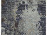 Grey and Navy Blue area Rug oriental Weavers Evolution 8049b Navy Blue area Rug