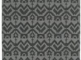 Grey and White area Rug 9×12 Kaleen Lakota Lkt07 75 Gray 3 6