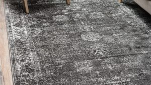Grey area Rugs On Sale Brandt Dark Grey area Rug