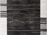 Grey Black and White area Rug Rio Cv E3lp 51ce Summit 309 Grey Black White area Rug Modern Abstract Many 2 X 7 Hall Way Runner
