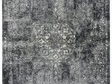 Grey Black and White area Rug Rizzy Home Panache Pn 6971 area Rugs