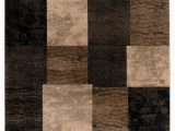 Grey Brown and Black area Rugs Vegas High End Modern Machine Woven Made In area Rug Kb Rugs