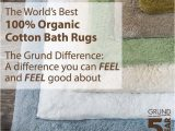Grund organic Bath Rugs Pin by Grund America On Shop Small