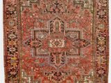 Hand Knotted Persian area Rug Hand Knotted Persian Hamadan 7 8 with Images