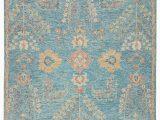 Hand Tufted Blue Wool Rug Addi Hand Tufted Wool Teal area Rug