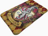 Harry Potter Bathroom Rug Harry Potter Hogwarts Houses Indoor Outdoor Rug Non Slip
