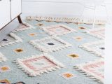Hassett Ivory Blue area Rug Pin On Gallery