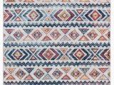 Hassett Ivory Blue area Rug United Weavers Of America Bali Breton Multi area Rug