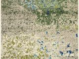 Hayes Blue area Rug Hayes Blue Green area Rug