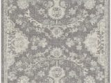 Hillsby Charcoal Light Gray Beige area Rug Hillsby oriental Light Gray Charcoal area Rug