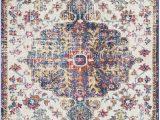 Hillsby Purple Teal area Rug Hillsby Purple Teal area Rug