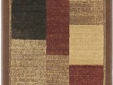 """Home Dynamix Catalina Pierre area Rug Home Dynamix Catalina Pierre Contemporary Modern Runner Rug 19""""x69"""" Geometric"""