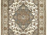 Home Goods area Rugs 5×8 Superior Glendale Collection area Rug Traditional Brown oriental Rug 8 Mm Pile Jute Backing Floor Rug Green 5 X 8