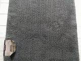 Hotel Style Brand Bath Rugs Kirkland Luxury Spa Bath Mat Rug 24 X 36 X 3 4 Gun Metal Gray